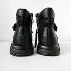 Сапоги - ботинки демисезонные девочкам, р. 31, 32, 33, 34, 35, 36, фото 6