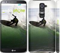 """Чехол на LG G2 Серфингист """"2321c-37"""""""