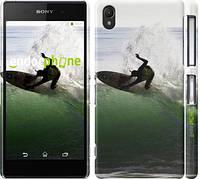 """Чехол на Sony Xperia Z2 D6502/D6503 Серфингист """"2321c-43"""""""