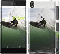 """Чехол на Sony Xperia Z3 dual D6633 Серфингист """"2321c-59"""""""