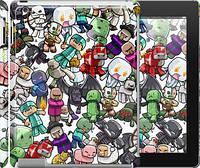 """Чехол на iPad 2/3/4 Minecraft 3 """"775c-25"""""""