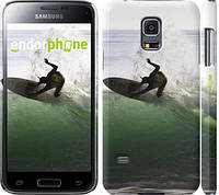 "Чехол на Samsung Galaxy S5 mini G800H Серфингист ""2321c-44"""