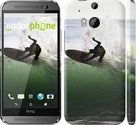 "Чехол на HTC One M8 Серфингист ""2321c-30"""
