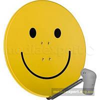 Антена диаметр Technisat Satman 850 плюс Smiley (6585/8880)