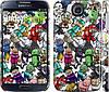 "Чехол на Samsung Galaxy S4 i9500 Minecraft 3 ""775c-13"""