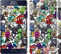 "Чехол на Samsung Galaxy A5 A500H Minecraft 3 ""775c-73"""