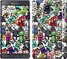 "Чехол на Samsung Galaxy Note 4 N910H Minecraft 3 ""775c-64"""