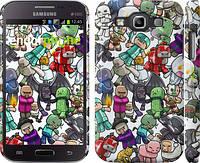 "Чехол на Samsung Galaxy Win i8552 Minecraft 3 ""775c-51"""