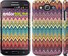 "Чехол на Samsung Galaxy Win i8552 Шеврон v4 ""1059c-51"""