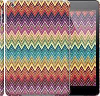 "Чехол на iPad 5 (Air) Шеврон v4 ""1059c-26"""