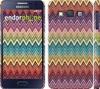 "Чехол на Samsung Galaxy A3 A300H Шеврон v4 ""1059c-72"""