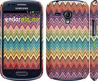 "Чехол на Samsung Galaxy S3 mini Шеврон v4 ""1059c-31"""