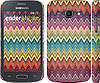 "Чехол на Samsung Galaxy Ace 3 Duos s7272 Шеврон v4 ""1059c-33"""
