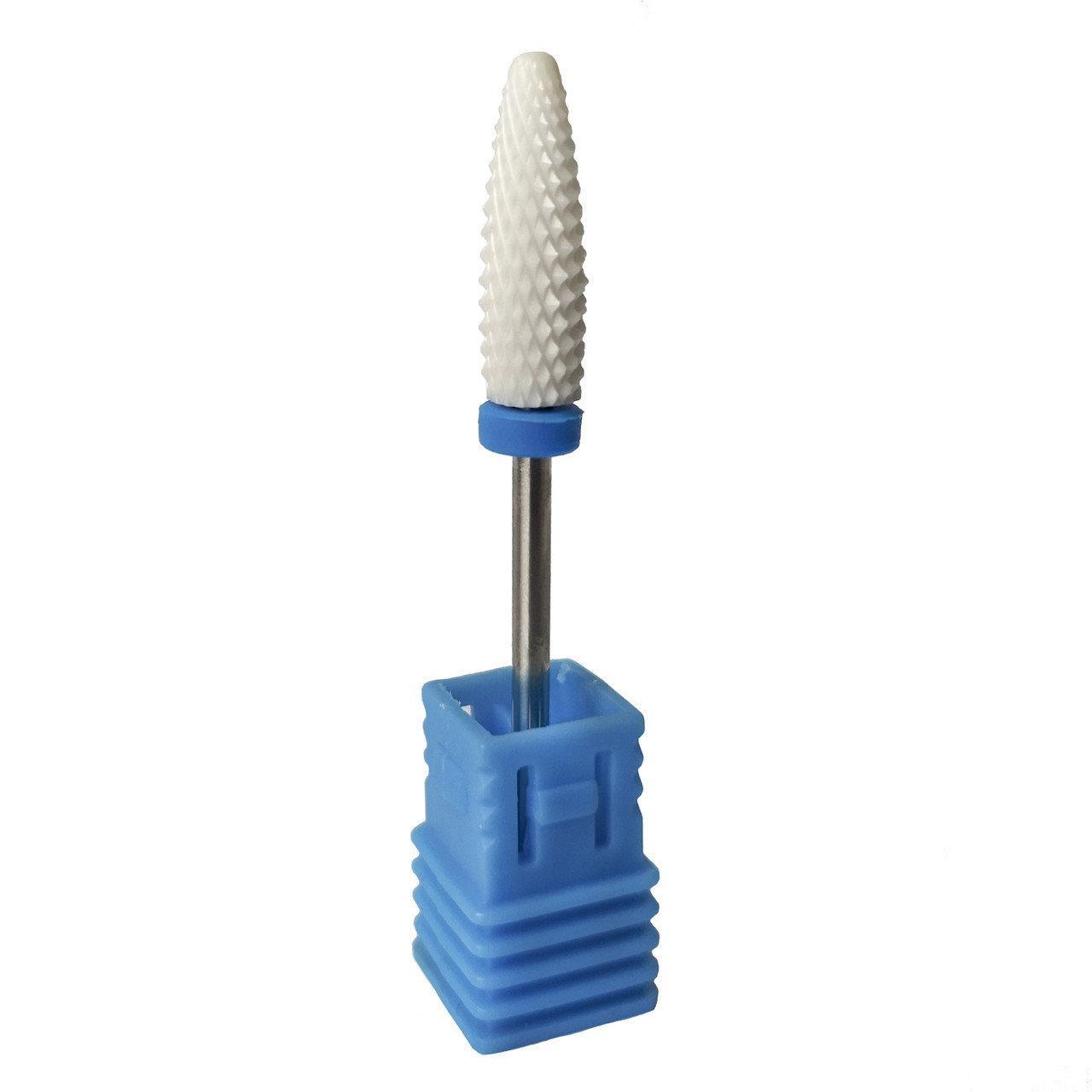 Насадка для фрезера керамическая кукурузка конус М