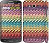 "Чехол на Samsung Galaxy Grand 2 G7102 Шеврон v4 ""1059c-41"""