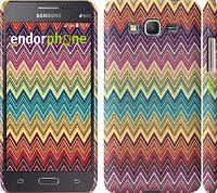 "Чехол на Samsung Galaxy Grand Prime G530H Шеврон v4 ""1059c-74"""