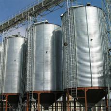 Элеваторы и зернохранилища, общее