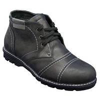 Ботинки  мужские кожаные 054, фото 1
