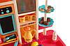 Большая интерактивная кухня Beibe Good KP9294 889-156 (розовая), фото 10