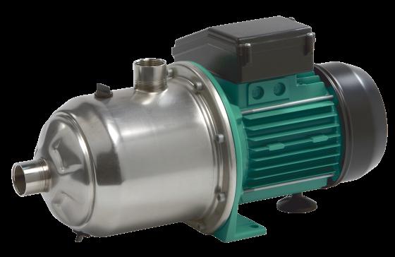 Многоступенчатый центробежный насос Wilo MultiPress MP 304 DM