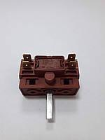 Переключатель для электролиты и духовки двух позиционный GAV 332, фото 1