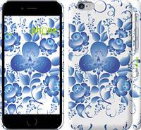 """Чехол на iPhone 6 Гжель """"251c-45"""""""