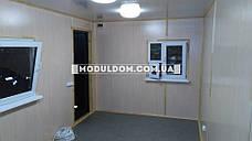 Мобильный офис (5.5 х 3 м.) на склад, фото 2