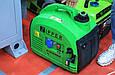Бензиновый генератор Zipper ZI-STE950A, фото 4