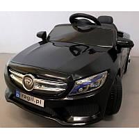 Електромобіль Cabrio М4 чорний