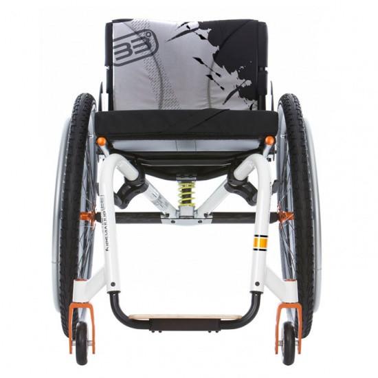 """Активная инвалидная коляска """"R33"""", Kuschall (Швейцария)"""