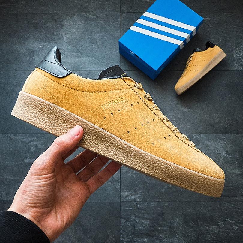 Adidas Topanga Brown