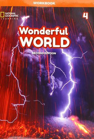 Wonderful World 2nd Edition 4 Workbook