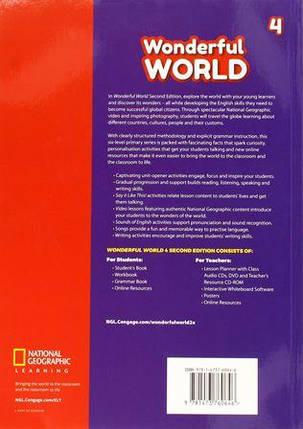 Wonderful World 2nd Edition 4 Workbook, фото 2