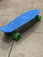 Скейт Best board, скейтборд, пенни борд, колеса PU