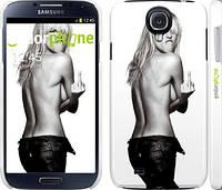 "Чехол на Samsung Galaxy S4 i9500 Heidi Klum ""817c-13"""