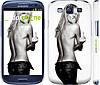 "Чехол на Samsung Galaxy S3 i9300 Heidi Klum ""817c-11"""