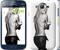"Чехол на Samsung Galaxy Grand Duos I9082 Heidi Klum ""817c-66"""
