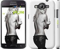 "Чехол на Samsung Galaxy Win i8552 Heidi Klum ""817c-51"""