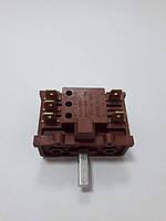 Переключатель для электролиты и духовки трёх позиционный