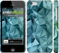 """Чехол на iPhone 5c Геометрический узор v2 """"2693c-23"""""""