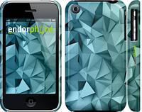 """Чехол на iPhone 3Gs Геометрический узор v2 """"2693c-34"""""""