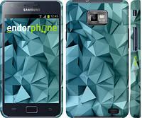 """Чехол на Samsung Galaxy S2 Plus i9105 Геометрический узор v2 """"2693c-71"""""""