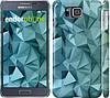 """Чехол на Samsung Galaxy Alpha G850F Геометрический узор v2 """"2693c-65"""""""