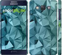"""Чехол на Samsung Galaxy A5 A500H Геометрический узор v2 """"2693c-73"""""""