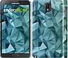 """Чехол на Samsung Galaxy Note 3 N9000 Геометрический узор v2 """"2693c-29"""""""