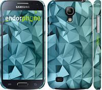 """Чехол на Samsung Galaxy S4 mini Геометрический узор v2 """"2693c-32"""""""