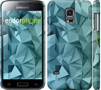 """Чехол на Samsung Galaxy S5 mini G800H Геометрический узор v2 """"2693c-44"""""""