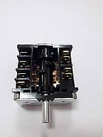 Перемикач для електроліти і духовки п'яти позиційний ST 216