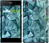 """Чехол на Sony Xperia Z1 C6902 Геометрический узор v2 """"2693c-38"""""""