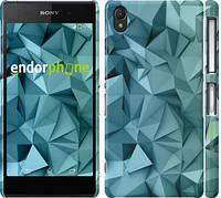 """Чехол на Sony Xperia Z2 D6502/D6503 Геометрический узор v2 """"2693c-43"""""""
